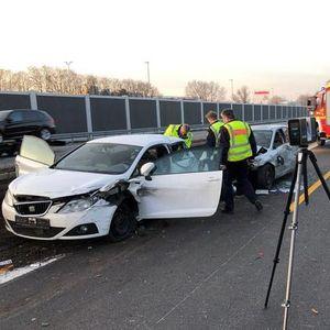 (Видео) Увид на местото на сообраќајката во која загина Шабан Шаулиќ