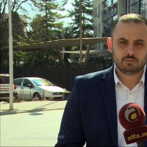 Ѓорѓиевски: Синот на советник на Оливер Спасовски избол полицаец