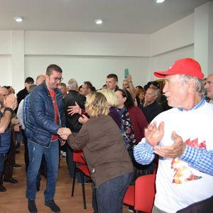 Мицкоски: Политичките измамници на власт ги чекорат последните чекори во нивната политичка кариера