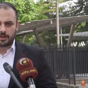 Ѓорѓиевски: Незаконски е полициски инспектори да се притискаат за да излезат на партиски митинзи