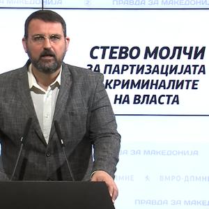Стоилковски: Пендаровски молчи за партизацијата зошто очекува контингенти гласови од администрацијата