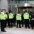 Активисти за заштита на околината се залепија меѓусебно пред лондонската берза