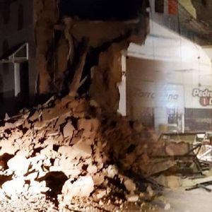Земјотрес со јачина од 8 степени го погоди Перу, има повредени