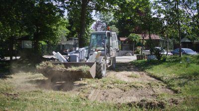 Започна изведбата на нов парк во Карпош