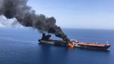 И Британија го обвини Иран за нападот на танкерите