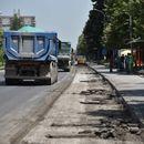 """Привремен сообраќаен режим на булеварот """"Партизански одреди"""""""