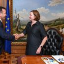 Заев се сретна со регионалната директорка на Светска Банка