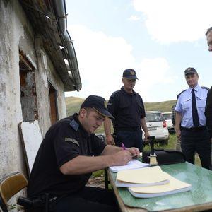 Пуштен во функција привремениот граничен премин со Косово