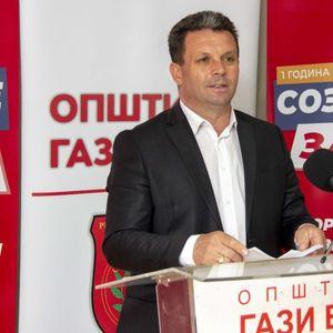 Георгиевски: ВМРО-ДПМНЕ еден месец го блокира ребалансот на буџетот на Гази Баба