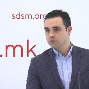 Костадинов: СДСМ се менува и отвора шанси за младите