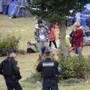 Франција: Eвакуирани околу 900 мигранти кај Ламанш