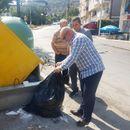 Комунална со залинени активности во Чаир и Кисела Вода