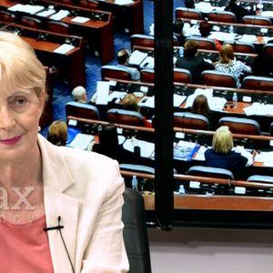 Поповска од ДОМ: Оптимист сум дека на следните избори ќе гласаме во една изборна единица
