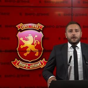 Арсовски: Ослободувањето на Катица Јанева е театар, нема јакна што ќе го покрие срамот