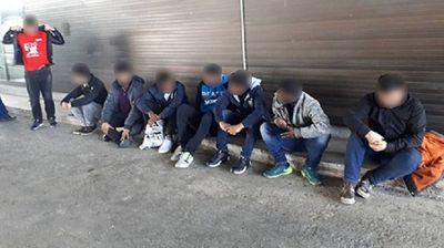 Приведени петмина Кубанци поради илегален влез во земјата