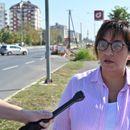 Јанчева: Булеварот Трета македонска бригада наскоро ќе биде довршен