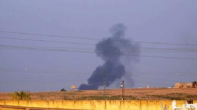 Двајца цивили и седум курдски борци загинаа во турските напади