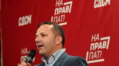 Спасовски: На 12 април изборот е меѓу СДСМ кој води напред и Мицкоски кој води назад