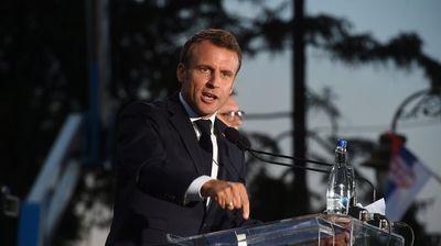 Макрон: Европската одбрана на НАТО е столб во сојузот, а не алтернатива