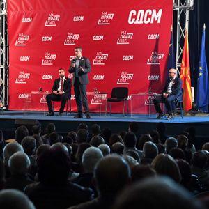 Манчевски: Време е за ветинг во судството