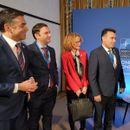Заев на средба со Џонсон: Односите меѓу двете земји се зајакнуваат