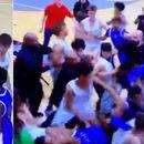 """Кога """"спортско"""" ракување ќе заврши со општа тепачка (видео)"""