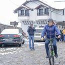 Анѓушев и Жбогар со поддршка на проект за планински велосипедизам во Берово