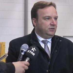 """Димитриев: Ако имаше поддршка од Владата, фабриката """"Кранфилд фаундри"""" ќе ја отпочнеше сега втората линија"""