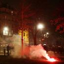Возачи на камиони блокираа улици низ цела Франција, судири со полицијата во Париз