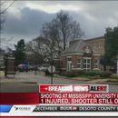 Пукање на универзитет во Мисисипи, има и повредени
