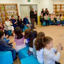 """Oтворена новата библиотека во ОУ """"Киро Глигоров"""" во Центар"""
