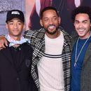 Вил Смит на црвениот килим со своите наследници, актерот повторно во добри односи со постариот син
