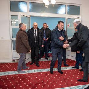 Заев во Чегране: Правиот пат ќе не однесе во Европа, а Европа ќе ни ја донесе дома