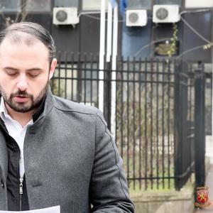 Ѓорѓиевски: За советник во БЈБ поставен човек осомничен за помагање при криумчарење мигранти