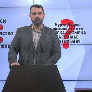 Стоилковски: Градоначалници од СДСМ глумат локални шерифи со поддршка на Заев