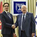 Пендаровски во Израел: Двете држави ја споделуваат трагедијата на Холокаустот во кој беа убиени илјадници Евреи