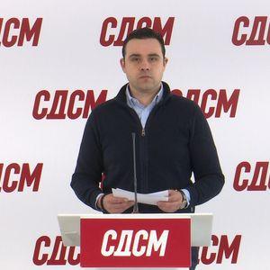Костадинов: Владата преку економските мерки се бори за секој работник