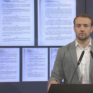 Стојаноски: Во општина Ѓорче 180.000 евра ќе бидат потрошени за партиски вработувања
