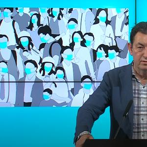 Зафировски: Лекот против коронавирусот се струката и здравствените професионалци во градење на стратегија, а не во водење на дневна политика