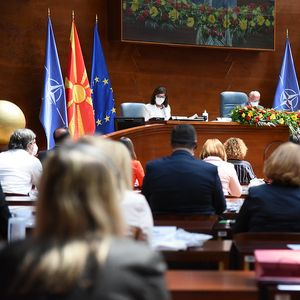 Јагода Шахпаска избрана за претседател на Верификационата комисија на Собранието