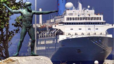 Грција ги отвори пристаништата за крузери