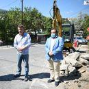 Реконструкција на улицата Востаничка, ќе се додадат и приклучоци на водоводната мрежа