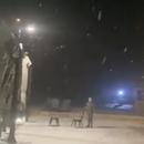 (Видео) Снег во Маврово