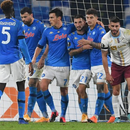 ЛЕ: Елмас и Наполи со емотивна победа над Риека, Рома и Тотенхем доминантни