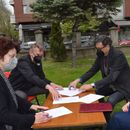 Меморандум за соработка меѓу Министерството за култура и Асоцијацијата на архитекти