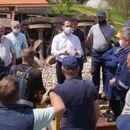 Бочварски: Од утре ја ставаме во функција оштетената пруга кај Куманово