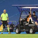 Од Динамо смируваат: Адеми има мало оштетување на мускулот на ногата