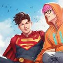 Супермен прикажан како бисексуалец, ама не е Кларк Кент