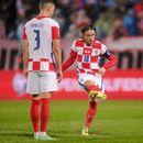 Хрватска со трилер-реми со Словачка го загуби првото место, Турција во 99. минута до победа