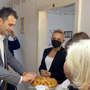 Александар Стојкоски официјално нов градоначалник на Ѓорче Петров